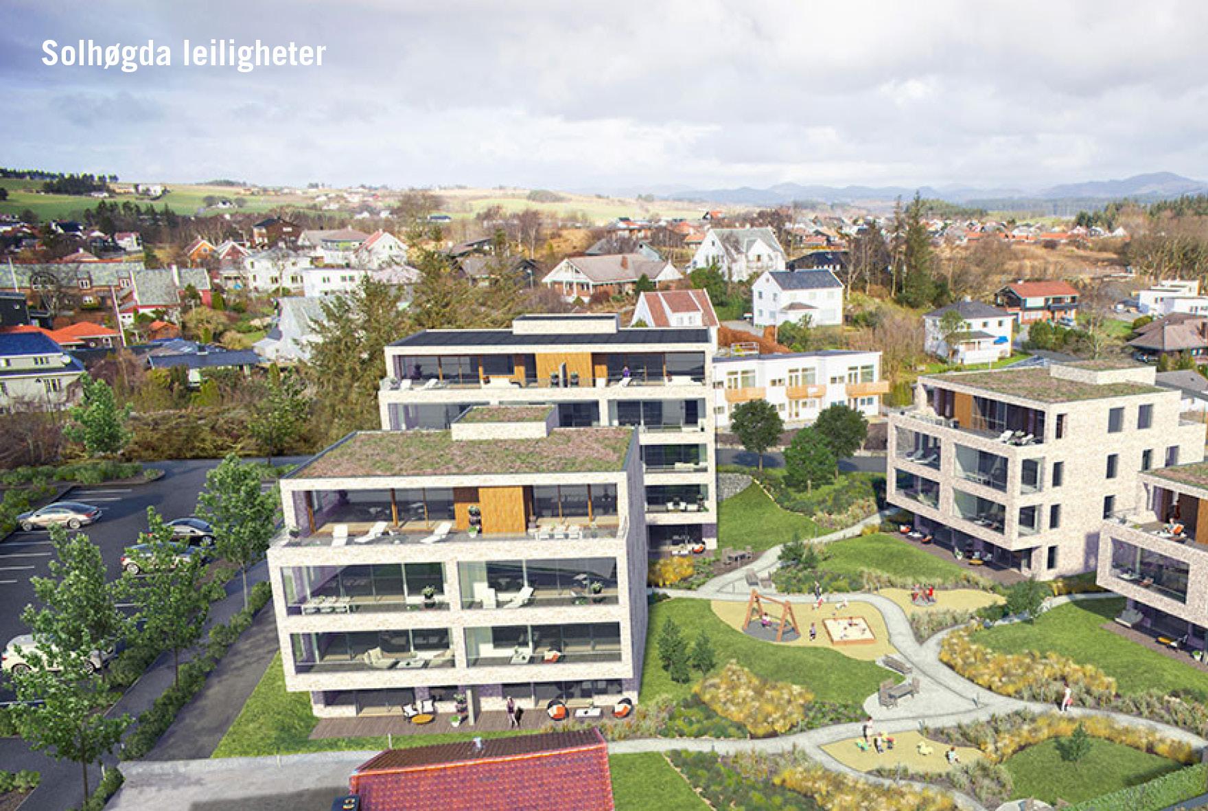 Solhøgda leiligheter, VVS Prefab AS, prefab, skap, sentral, VVS, Rørlegger